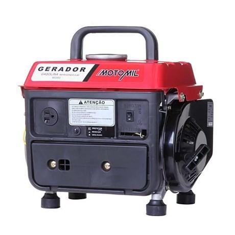 Gerador de Energia a Gasolina 2T 800W 12V MG-950 Motomil