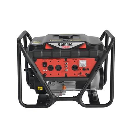 Gerador de Energia à Gasolina 5500W Bivolt Ge3465br Gamma
