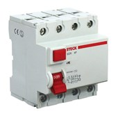IDR Interruptor Diferencial Residual 4P 80A 300MA SDR480003 STECK