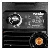 Inversora de Solda 130A Monofásica RIV 135 VONDER