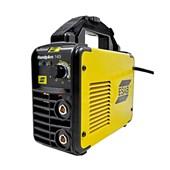 Inversora de Solda 140A Monofásica 220V com Cabos HandyArc 140i ESAB + Luva Vaqueta Petroleira 20cm 00122 LUVEQ