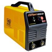 Inversora de Solda 160 Amperes com Cabos 110/220V COMBAT TURBO