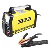 Inversora de Solda Portátil 130 Amperes 220V Lis-130 Lynus