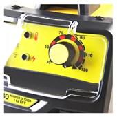 Inversora de Solda Portátil 130A Monofásica com Cabos 220V Lis-130 LYNUS