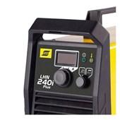 Inversora de Solda Tig 200A Monofásica com Cabos 220V LHN 240i Plus ESAB