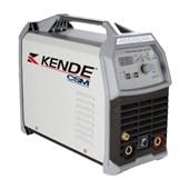 Inversora de Solda Tig Alumínio 200A 220V TIG-PRO 200 AC/DC KENDE CSM