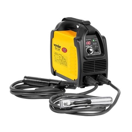 Inversora de Solda Tig Riv136 130A com Display Digital Bivolt 6878136000 Vonder