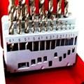 Jogo Brocas para Metais 1.5 à 10mm 19 Peças 37263 HTOM
