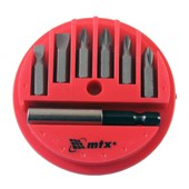 Jogo de Bits + Adaptador Magnético 7 Peças 113929 MTX