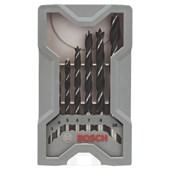 Jogo de Brocas para Madeira 3 a 10mm 7 Peças 2607017034 BOSCH
