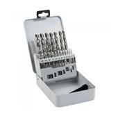 Jogo de Brocas para Metal HSS-G 19 Peças 2607019116 Bosch