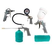 Kit Acessórios Pneumáticos com 5 Peças 5730455 STELS
