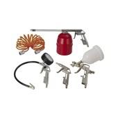 Kit de Acessórios para Ar Comprimido com 5 Peças AIR KIT SCHULZ