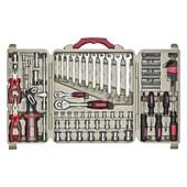Kit de Ferramentas 110 peças com MALETA 110001