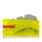 Kit de Lâminas para Estilete com 10 Peças Trapezoidal KSH01R