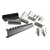 Kit para Fixação de Ferramentas com 46 Peças KIT-GS1