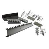 Kit para Fixação de Ferramentas com 46 Peças KIT-GS1 MARCON