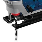 Kit Serra Tico Tico GST75E com 5 Lâminas 56mm T101 AO 710W BOSCH