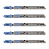 Lâmina de Serra Tico Tico para Metal 51mm T118G 2608668144 BOSCH