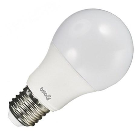 Lâmpada de LED Bulbo 7W 3000k Amarela Bivolt 436905Brilia