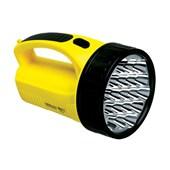 Lanterna Holofote Recarregável 19 Leds 110/220V 1706 DP LED