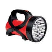 Lanterna Holofote Recarregável 25 Leds 736A DP LED