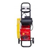Lavadora de Alta Pressão Móvel 450lbs Trifásica com Mangueira BH-6100 HIDROMAR