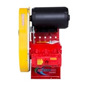 Lavadora de Alta Vazão Fixa Trifásica 500 Libras 26 L/h 3cv Fixa com Mangueira BH-6500 HIDROMAR