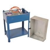 Lavadora de Peças com Eletrobomba 600x400x880mm LV-610 FERCAR