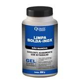 Limpa Solda Gel Decapante para Aço Inox 850g LS1 TAPMATIC