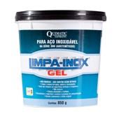 Limpador de Inox Gel 850 Grão LG2 TAPMATIC