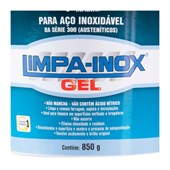 Limpador de Inox Gel 850g LG2 TAPMATIC