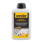Limpador Desincrustante Biodegradável 1 Litro 5184000100 Vonder