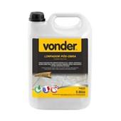 Limpador Pós-Obra Biodegradável 5 Litros 5184100500 VONDER