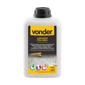 Limpador Pós-Obra Biodegradável Vonder