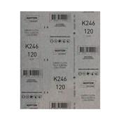 Lixa para Ferro Grão 120 Folha 225X275mm K 246 NORTON