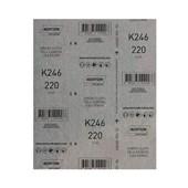 Lixa para Ferro Grão 220 Folha 225X275mm K 246 NORTON