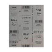 Lixa para Ferro Grão 240 Folha 225X275mm K 246 NORTON