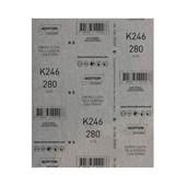 Lixa para Ferro Grão 280 Folha 225X275mm K 246 NORTON