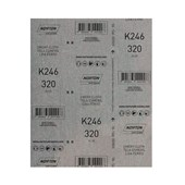 Lixa para Ferro Grão 320 Folha 225X275mm K 246 NORTON