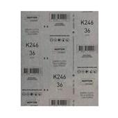 Lixa para Ferro Grão 36 Folha 225X275mm K 246 NORTON