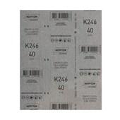 Lixa para Ferro Grão 40 Folha 225X275mm K 246 NORTON