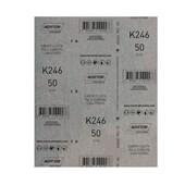 Lixa para Ferro Grão 50 Folha 225X275mm K 246 NORTON