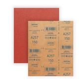 Lixa para Massa Grão 120 Folha 22X275mm A 257 NORTON