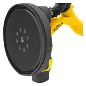 Lixadeira de Parede 600W LPV 600 + Disco de Lixa Grana 180 8 Furos VONDER