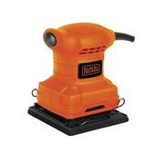 "Lixadeira Orbital 1/4"" 200W BS200 BLACK + DECKER"