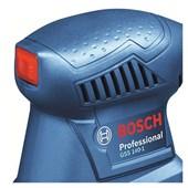 Lixadeira Orbital de Palma 180W GSS 140-1 Bosch