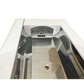 Luminária Fluorescente de Embutir 2x28/32/40/54W com Refletor Polido CRA 301 INDELPA