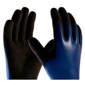 Luva de Elastano e Nylon Revestida em Nitrílico Foam DA35530 MAXIDRY DANNY