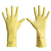 Luva de Latex Amarela DA299 CONFORT